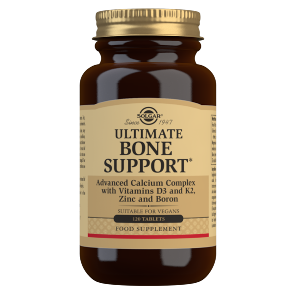 Solgar Ultimate Bone Support (120 Tablets)