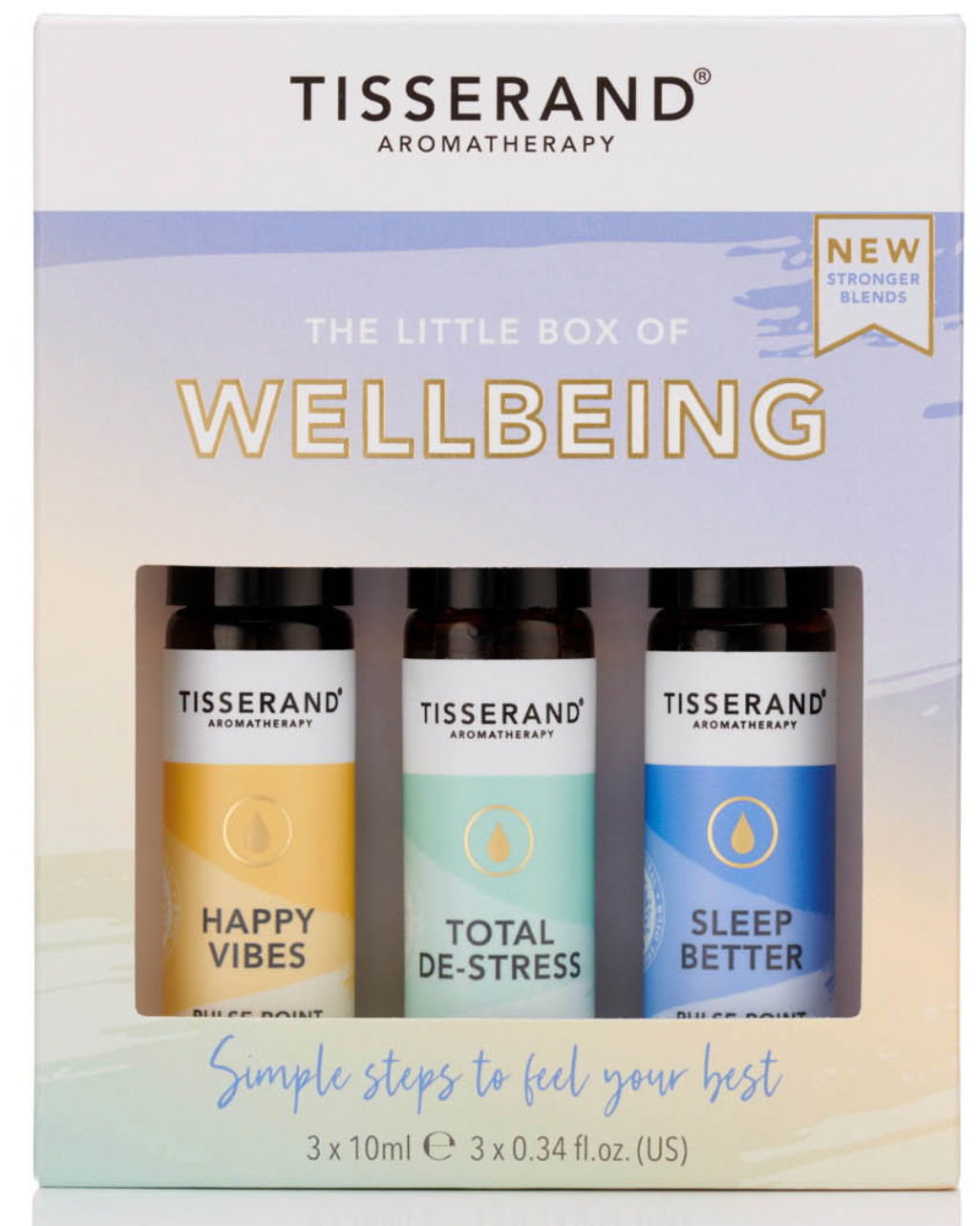 Tisserand Little Box of Wellbeing