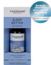 Load image into Gallery viewer, Tisserand Sleep Better Diffuser Oil