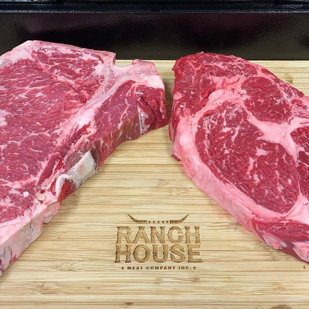 Custom Cut Speckle Park Beef