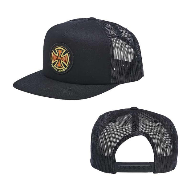 Independent - Mesh Trucker 78 Cross Hat