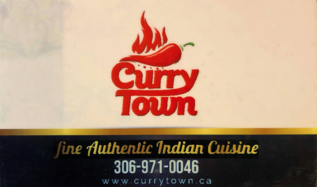 Curry Town Gift Card - $25