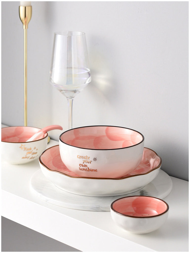 Star Night Design Dinner Plate Set - Urban Factorie