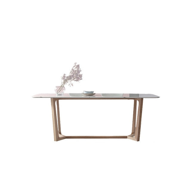 Nordic Minimalist Dining Table - Urban Factorie