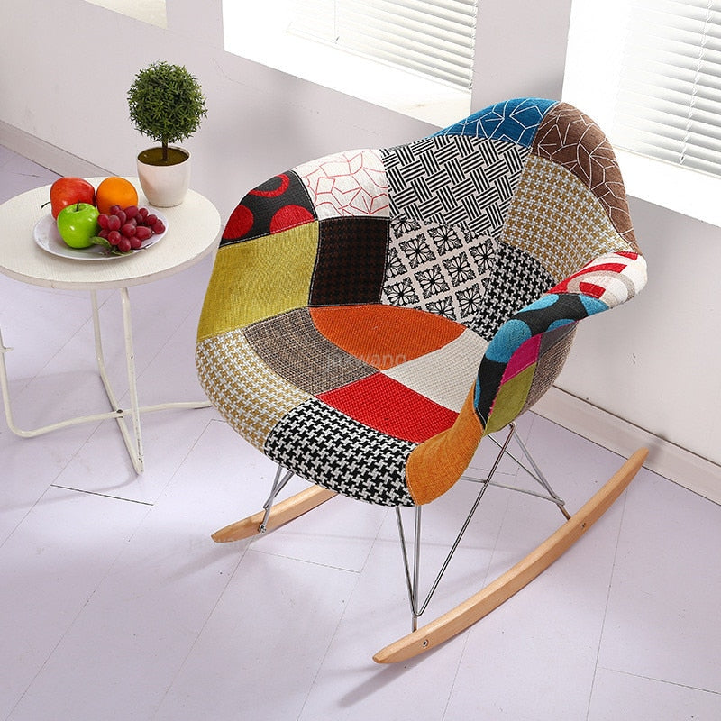 Nordic Leisure Living Room Chair