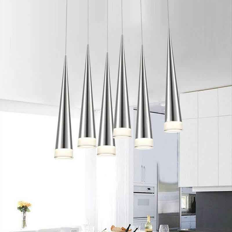5W Modern LED Conical Pendant Lamps