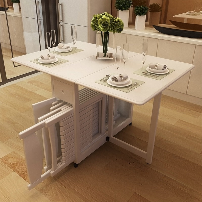 Simple Modern Small Dining Table - Urban Factorie