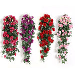 Decoration Wall Hanging Roses home decor