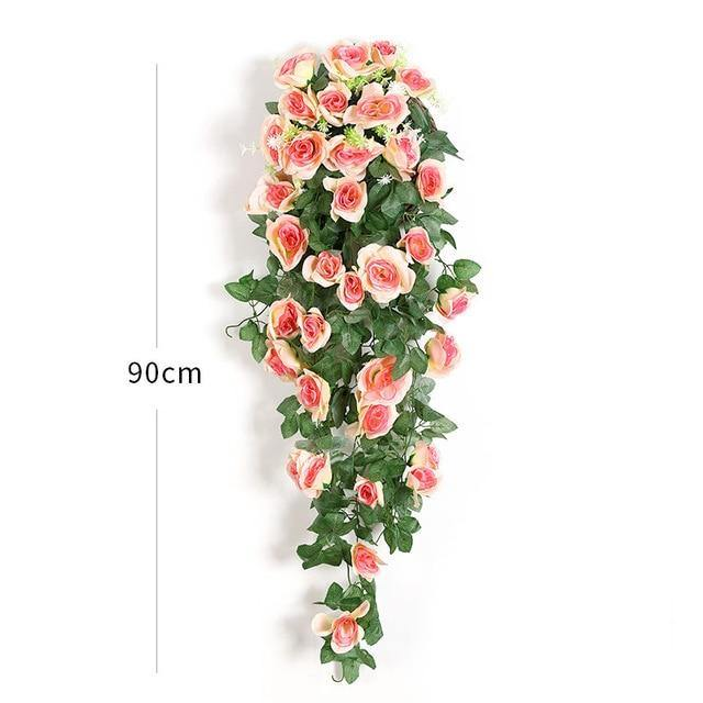 Decoration Wall Hanging Roses home decor - Urban Factorie