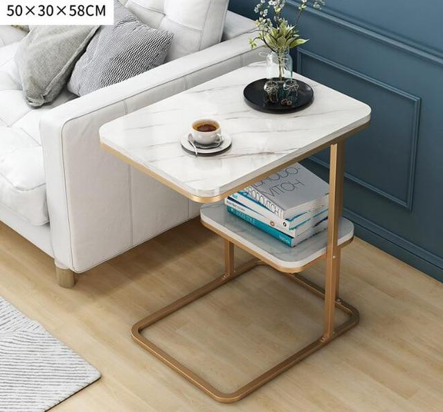 Marble Side Table - Urban Factorie