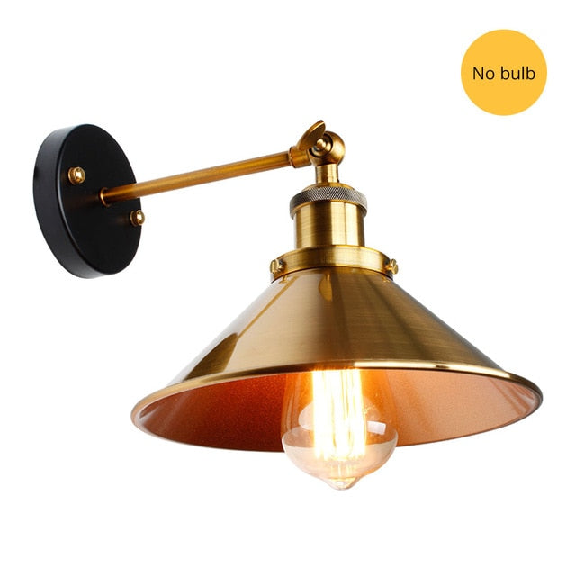 Vintage Loft LED Wall Lamp - Urban Factorie