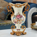 Luxury European Resin Vase