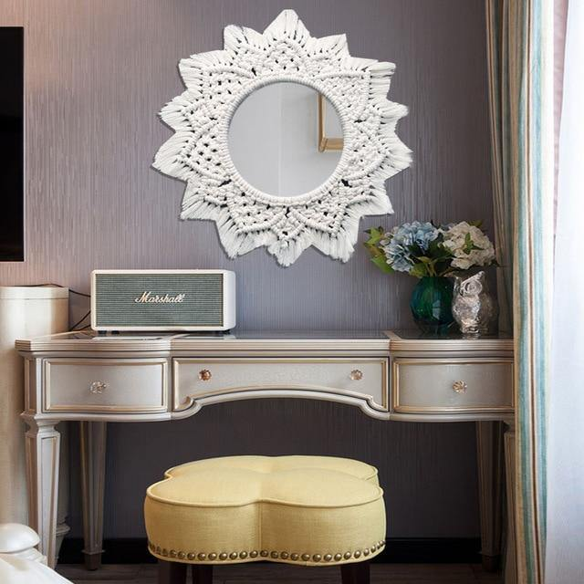Decorative Wall Mirrors For Living Room - Urban Factorie
