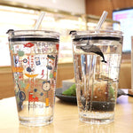 450ml Glass Tumbler