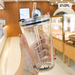 450ml Glass Tumbler - Urban Factorie