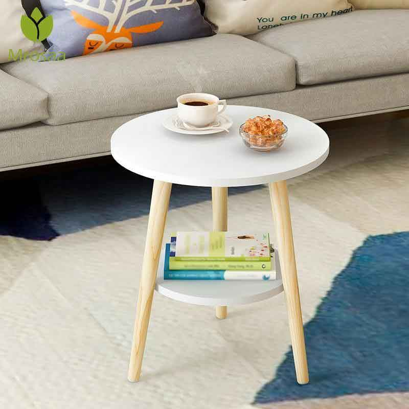 Creative Nordic Low Round Coffee Table
