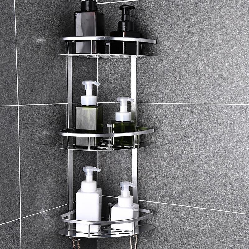 Space Aluminum Bathroom Shel
