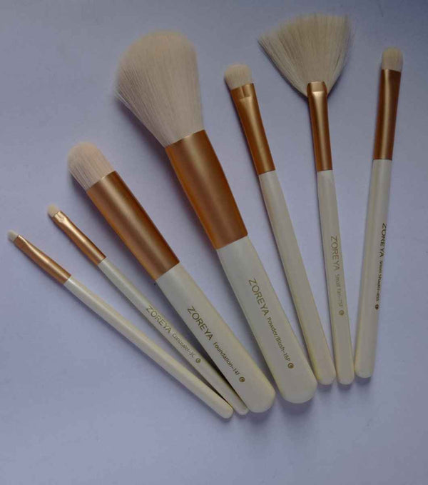 Makeup Brushes Set Beautiful and Soft Imported