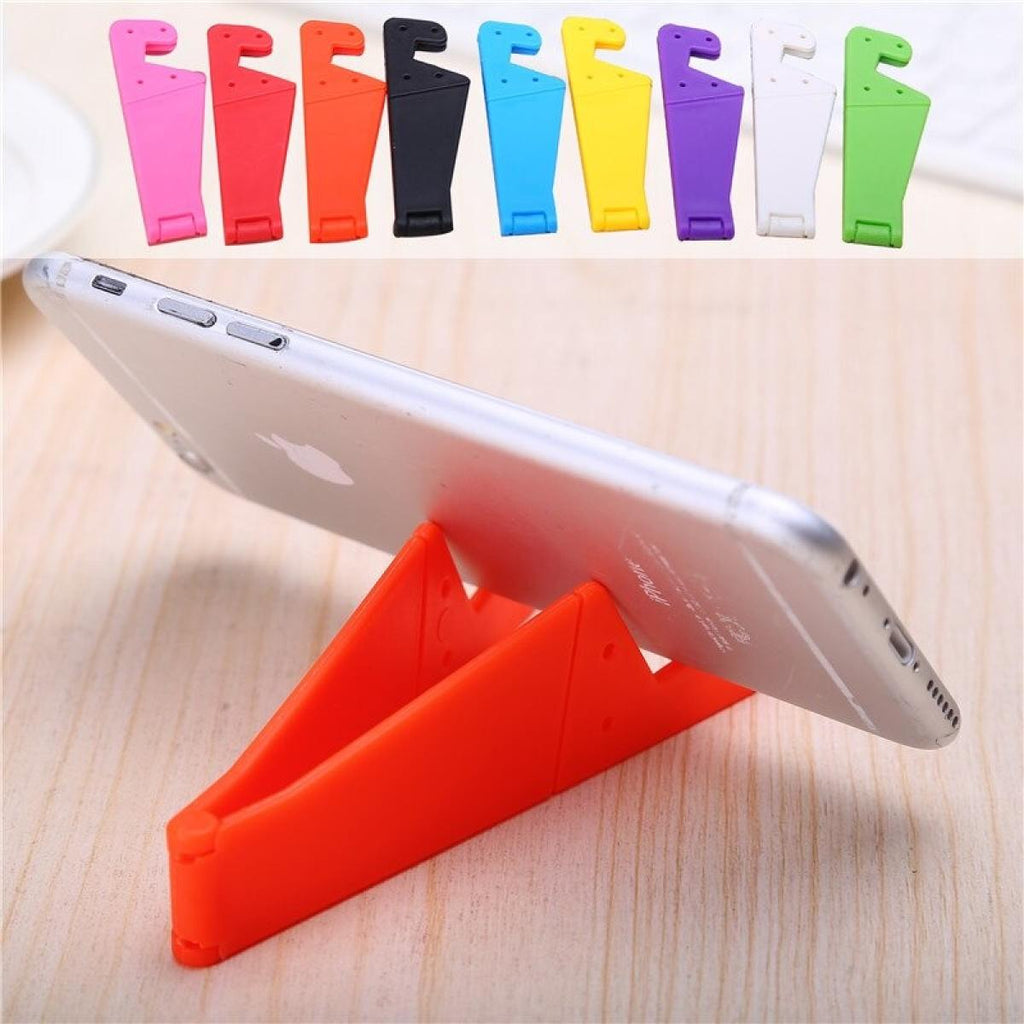 V Shape Multi-function Mobile Phone Holder Stand