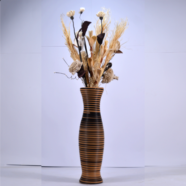 """Beautiful Vase With Dried Flower Arrangements """