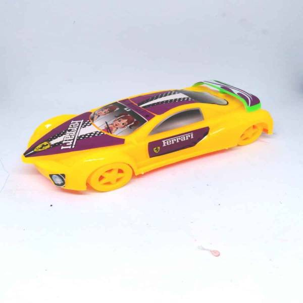 Mini Friction Car Toy For Kids