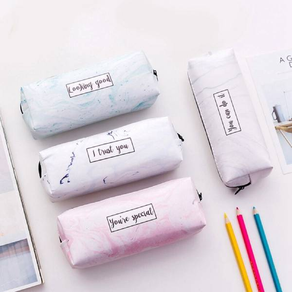 Pencil Case For Kids Pencil Bags Pouch Pen Box Cute