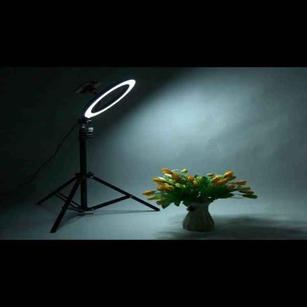 Tiktok Studio Ring Light with Stand