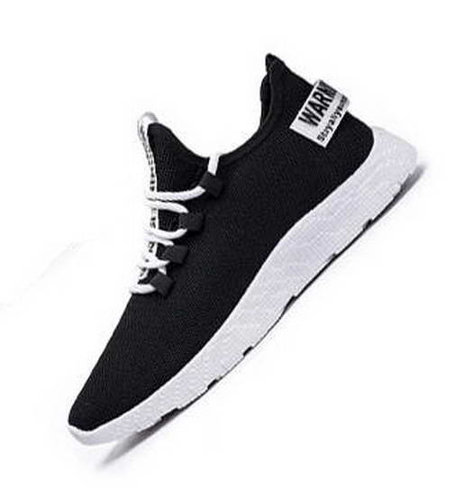 PS-Zapatos White Hombre Casual Sports Sneakers