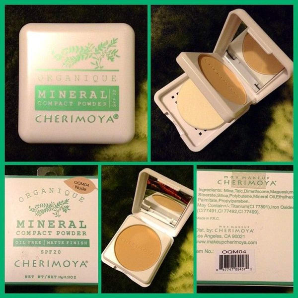 Mineral Compact Powder