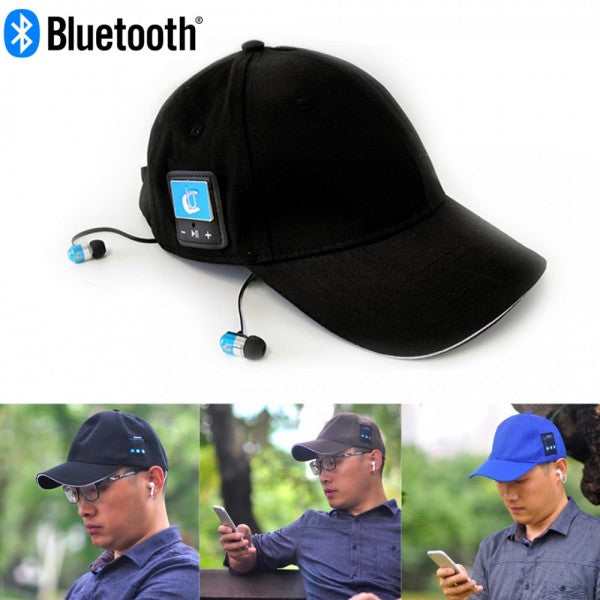 Bluetooth HD Sound Hat With Mic