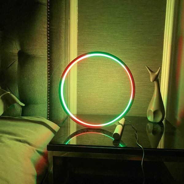 Rgb Ring Lamp