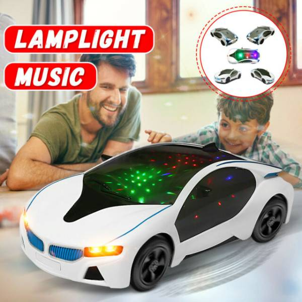 Future Musical Car