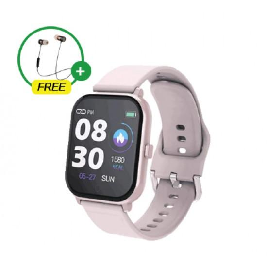 T55 Smart Watch + Bluetooth Handfree