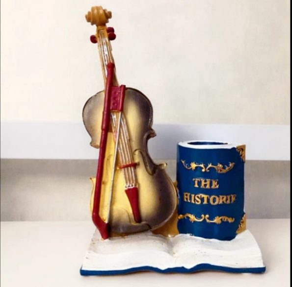 Violin Decorative Gift