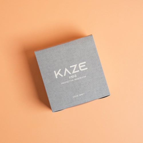 Mini Individual Series - Dove Grey - KazeOrigins