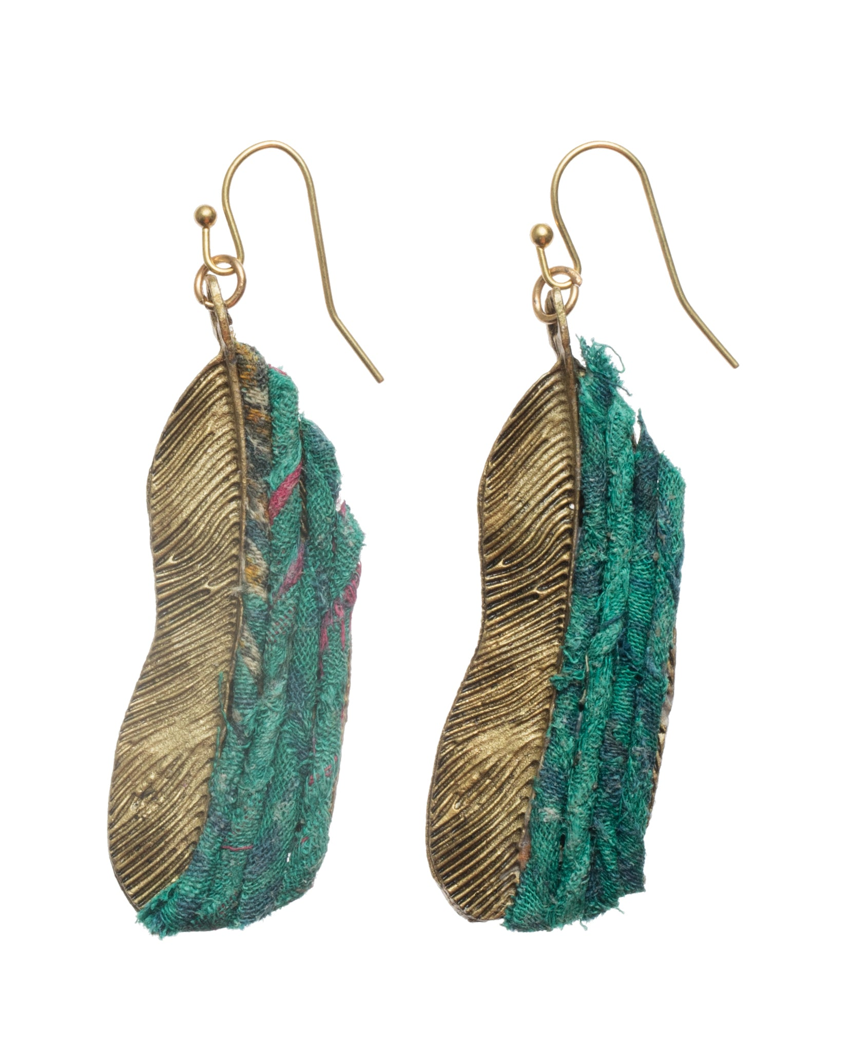 Handcrafted Upcycled Earrings