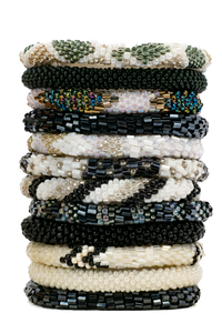 Assorted Classic Nepal Bracelet Set -12 pieces