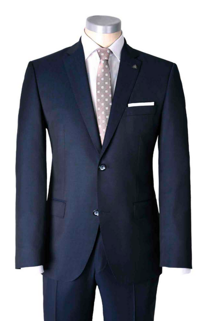 ROY ROBSON Regular Fit Suit 5074