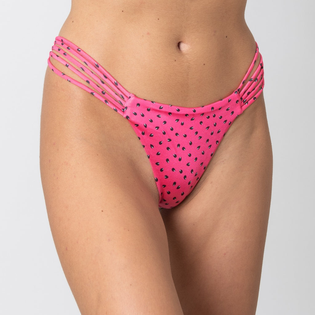 Slip Sunset Melony Fucsia Fluo