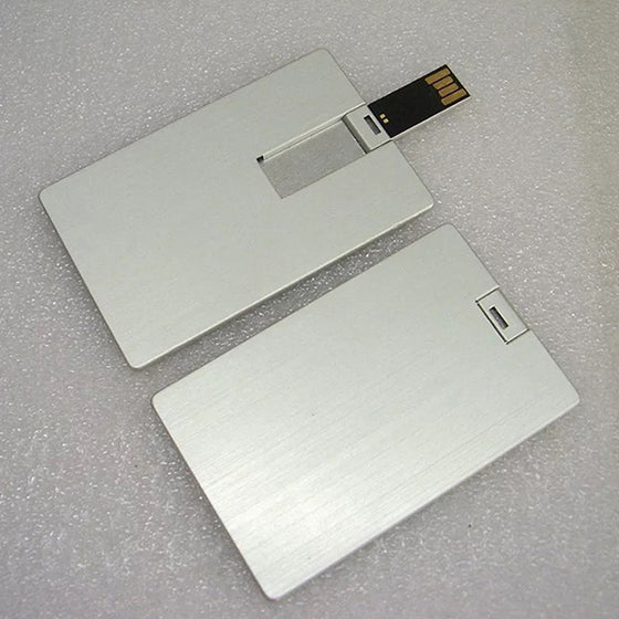 0115U Metal Card USB Flash drive