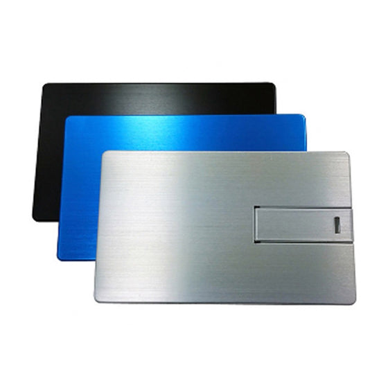 0115U Metal Card USB