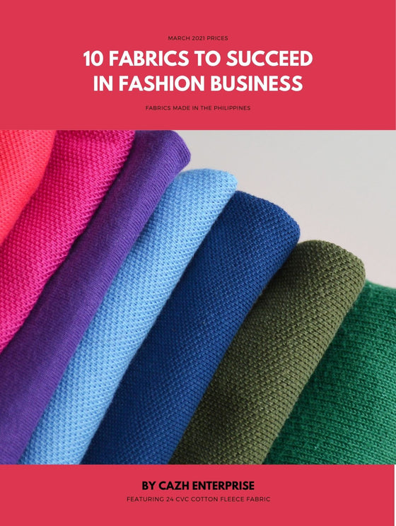10 Fabrics to Succeed in Fashion Business - FREE Download Fabric Price list