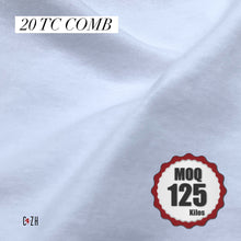 S20 TC Comb Cotton Fabric