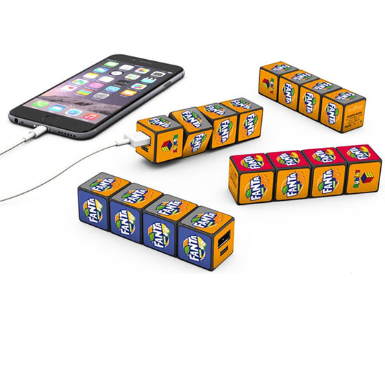 Best Power bank Rubik's Mini Power bank Rubik's Supplier Philippines Corporate Gifts Corporate Giveaways