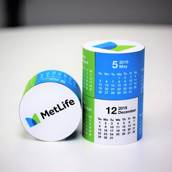 Corporate Gift Magic 360 round Calendar