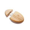 Corporate Giveaway USB 0109 Wood USB