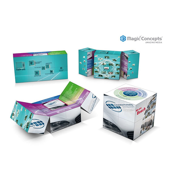 Corporate Giveaways AR Ready Magic Cube 7cm