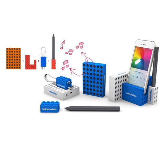 Corporate Giveaways Philippines Office Blocks SPEAKER SET 4 in 1