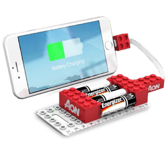 Custom Emergency Mobile Charger Office Blocks AA Emergency Mobile Charger
