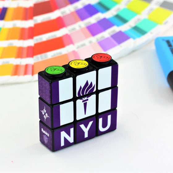 Custom Highlighter Rubik's Highlighter 3 piece Set Rubik's Supplier Philippines Corporate Gifts Corporate Giveaways